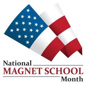 National Magnet School logo